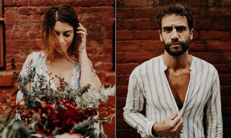 Aurélie et Giovanni